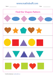 Shapes Patterns